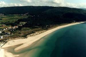 playa langosteira