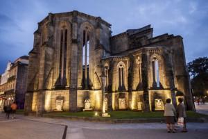ruinas de santo domingo blog
