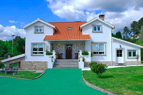 alquiler de casas de vacaciones villas y chalets en