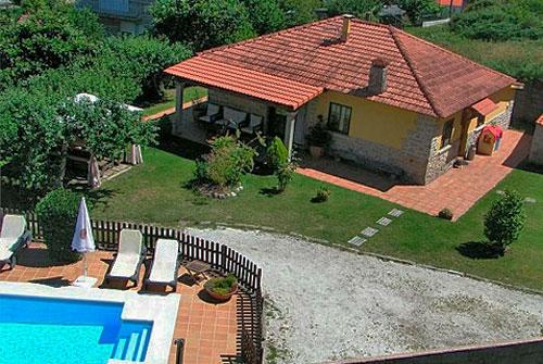 Alquiler de casa completa en vilaboa pontevedra finca mangueiro - Alquiler casa vilaboa pontevedra ...