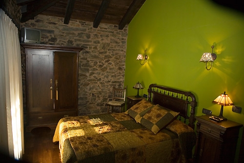Alquiler de casa rural en becerrrea lugo casa bouza - Alquiler casa rural galicia ...