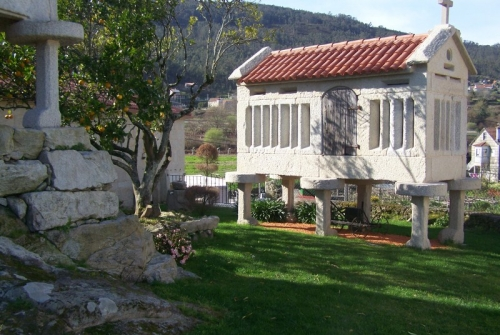 Alquiler de casa rural en vilaboa pontevedra casa do americano - Alquiler casa vilaboa pontevedra ...
