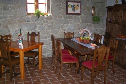 Alquiler de casa rural en vilaboa pontevedra casa do - Casa rural rias baixas ...