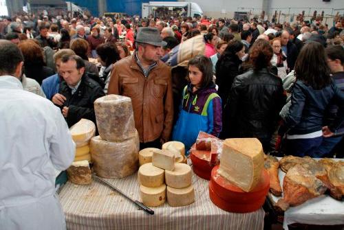 Feira dos santos de monterroso lugo turismo de galicia for Registro de la propiedad lugo