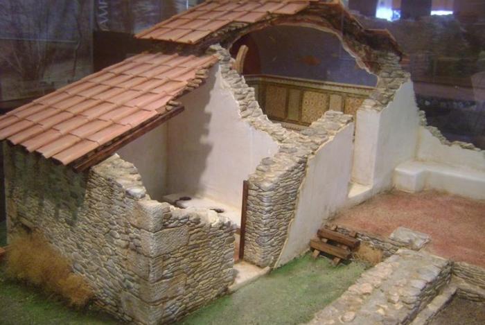 Villa romana de cambre a coru a turismo de galicia - Casas en cambre ...